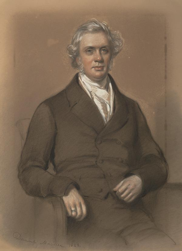 Dr John Aitken (Dated 1849)