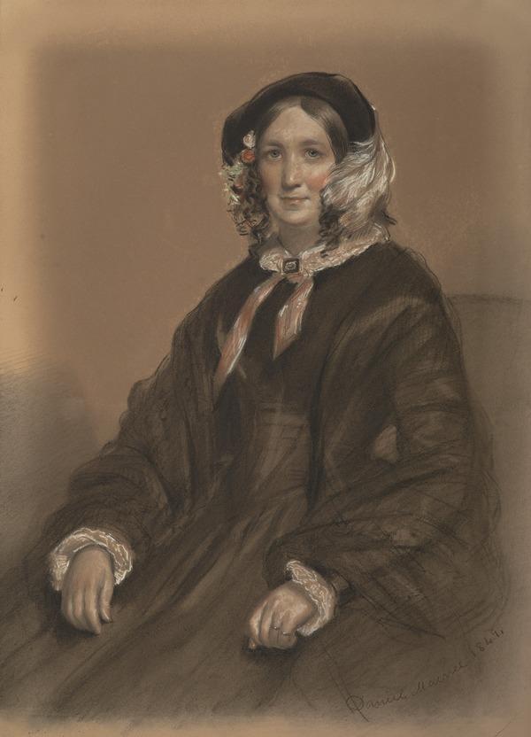 Mrs John Aitken (Dated 1849)