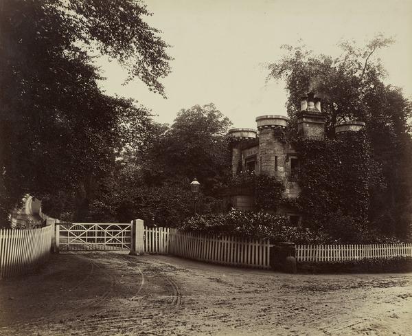 Dreghorn Lodge