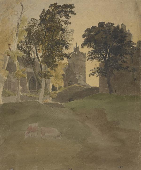 Linlithgow Church and Palace, West Lothian
