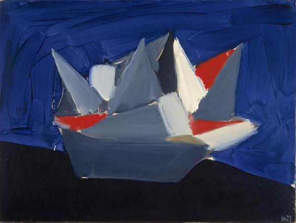 Le Bateau [The Boat] (1954)