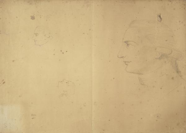Design for the Tomb Slab of Cardinal Carlo Emanuele Pio da Carpi (1568 - 1641)