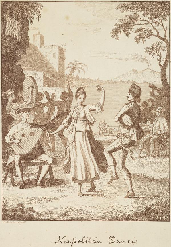 Neapolitan Dance