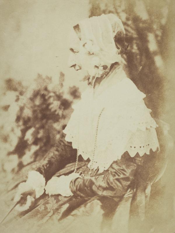 Mrs Anne (Palgrave) Rigby, 1777 - 1872 [h] (1843 - 1846)