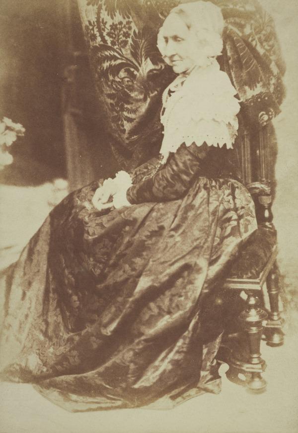 Mrs Anne (Palgrave) Rigby, 1777 - 1872 [f] (1843 - 1846)