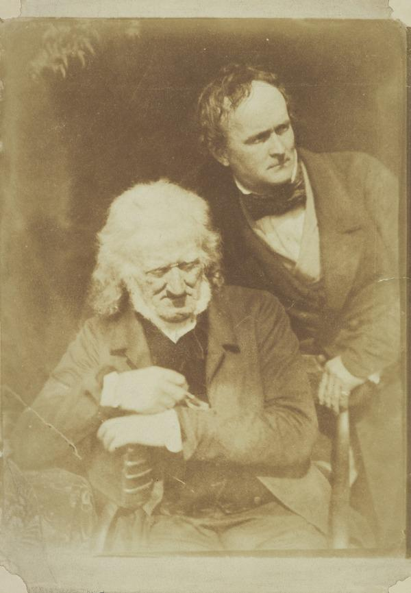 John Henning and Alexander Handyside Ritchie [Group 126] (1843 - 1847)