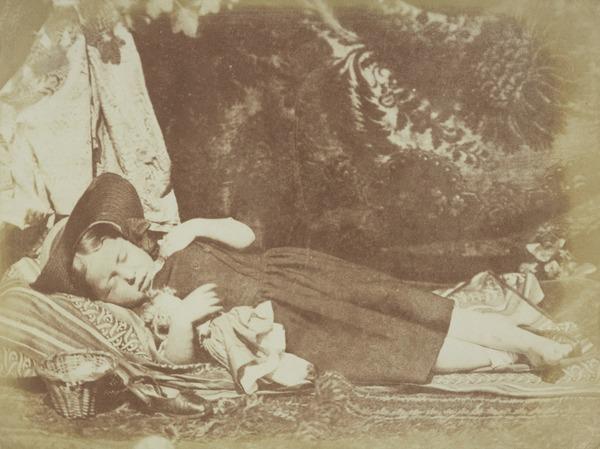 Miss Elizabeth Logan. Daughter of Alexander Stuart Logan. [d] (1843 - 1847)