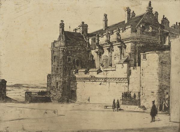 The Palace of the Stuarts (1898)