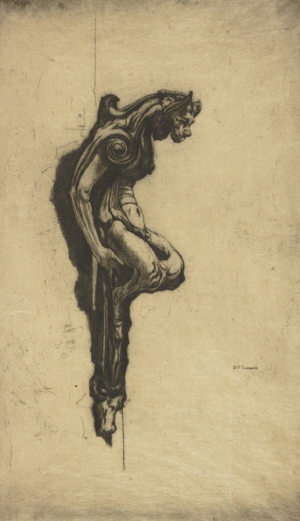 The Little Devil of Florence (Rinder No. 401 I) (1907)