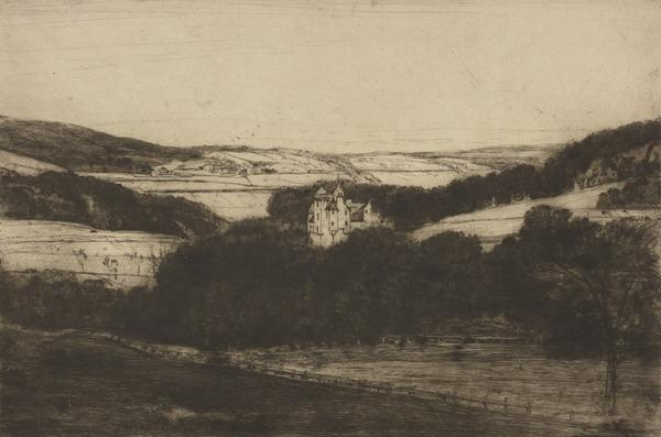 Craigievar (1908)
