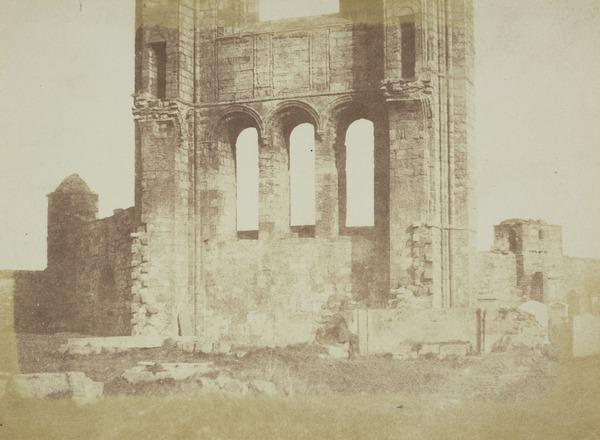 The East Gable, St Andrews Cathedral [St Andrews 20] (1842 or 1843)