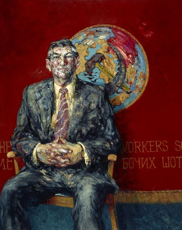 Michael McGahey, 1925 - 1999. Mining trade unionist (1988)