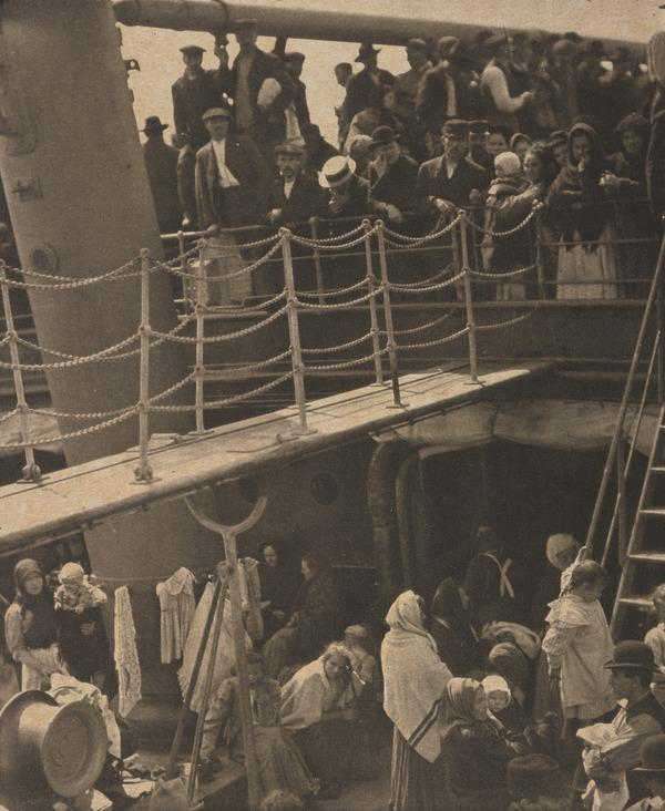 The Steerage (1907)