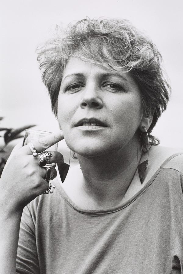 Liz Lochhead, b. 1947. Poet and dramatist (1984)