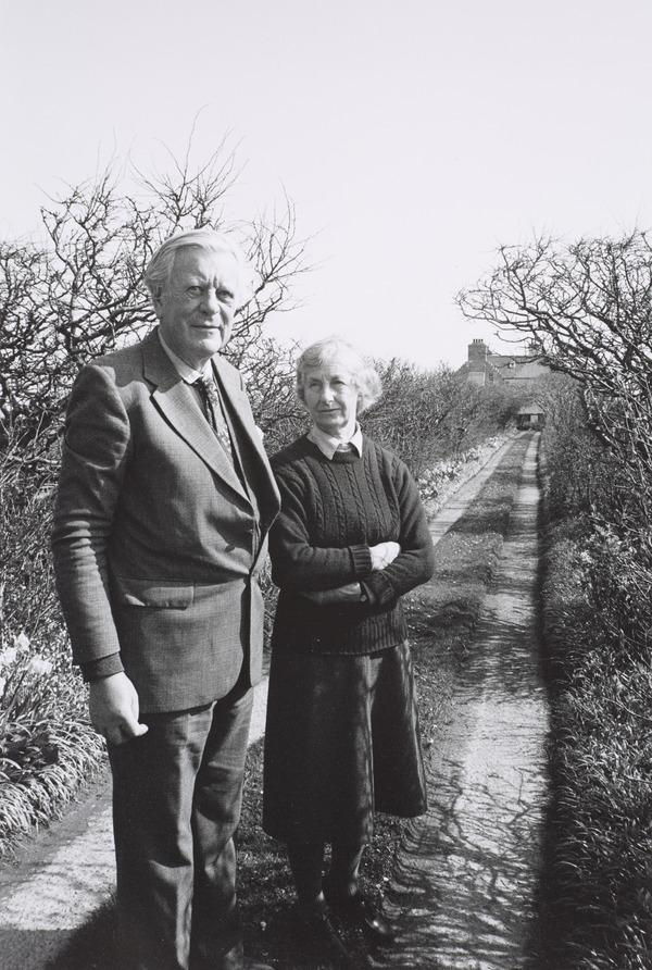 Jo Grimond, 1st Baron Grimond, 1913 - 1993. Liberal statesman and theorist (with his wife, Laura Grimond) (1984)