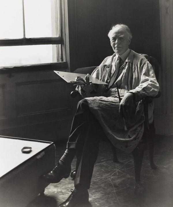 Stanley Cursiter, 1887 - 1976. Artist (1949)