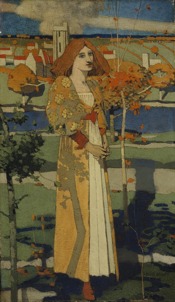 Saint Agnes (1889 - 1890)