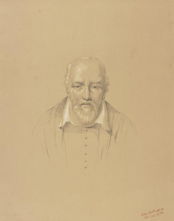George Buchanan, 1506 - 1582. Historian, poet and reformer