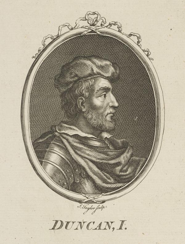 duncan i of scotland and lady