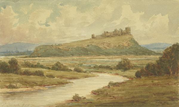Stirling Castle (Dated 1876)