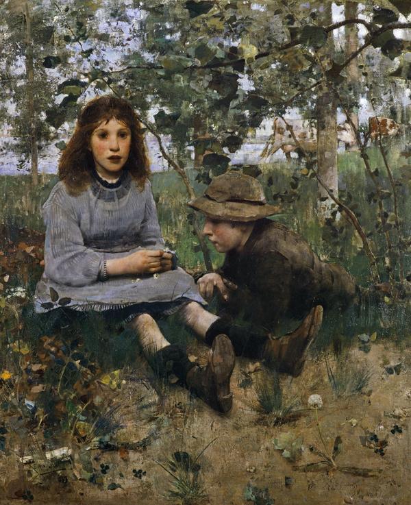 A Daydream (1885)