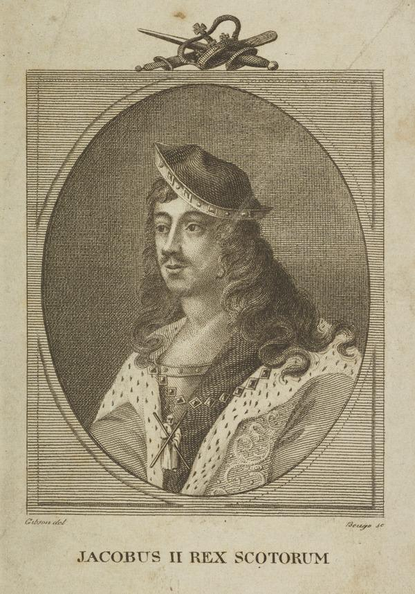 James II, 1430 - 1460. Reigned 1437 - 1460