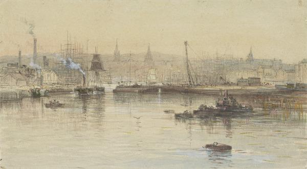 Aberdeen Harbour ()