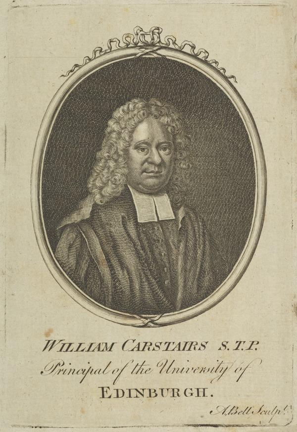 William Carstares, 1649 - 1715. Statesman and divine