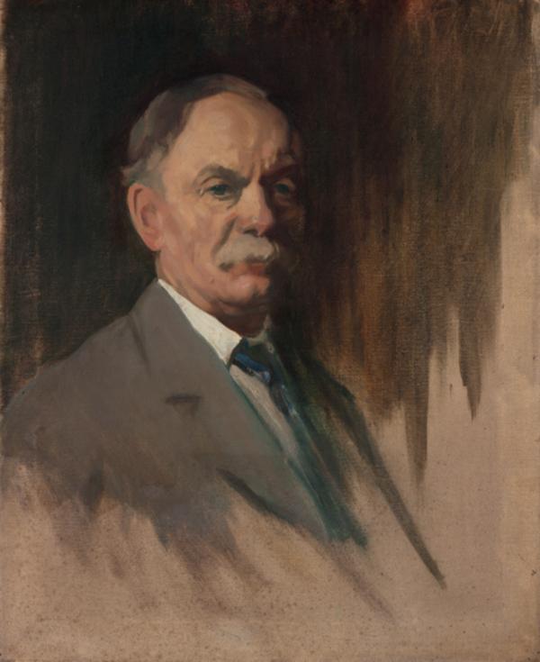 Thomas Scott, 1854 - 1927. Artist (1918)