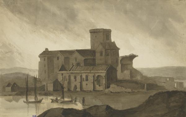 Inchcolm Abbey, Fife