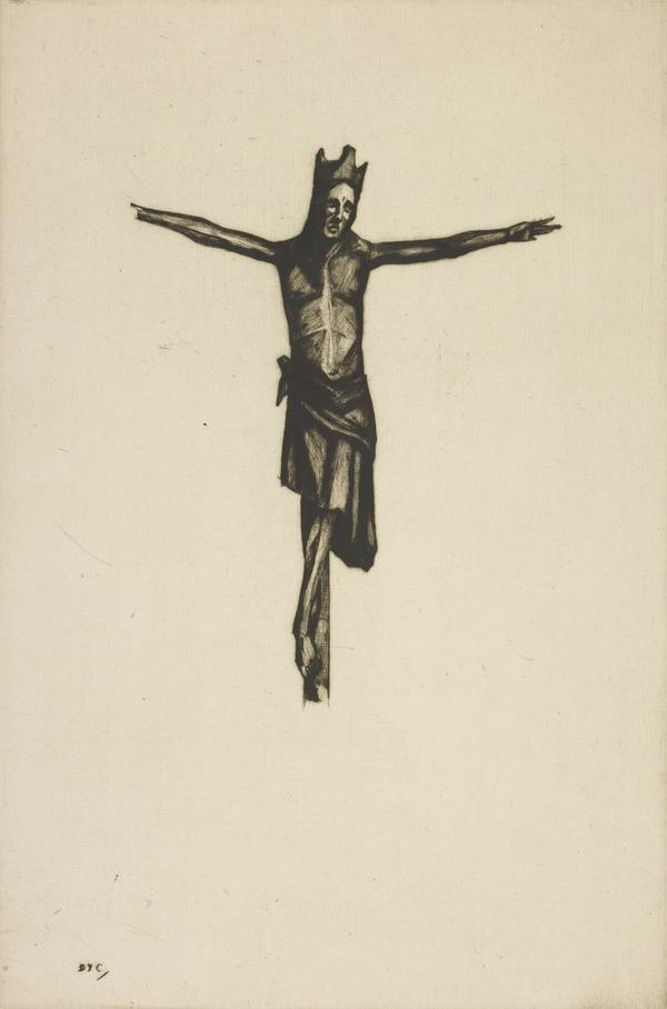 The Broken Crucifix (1932)