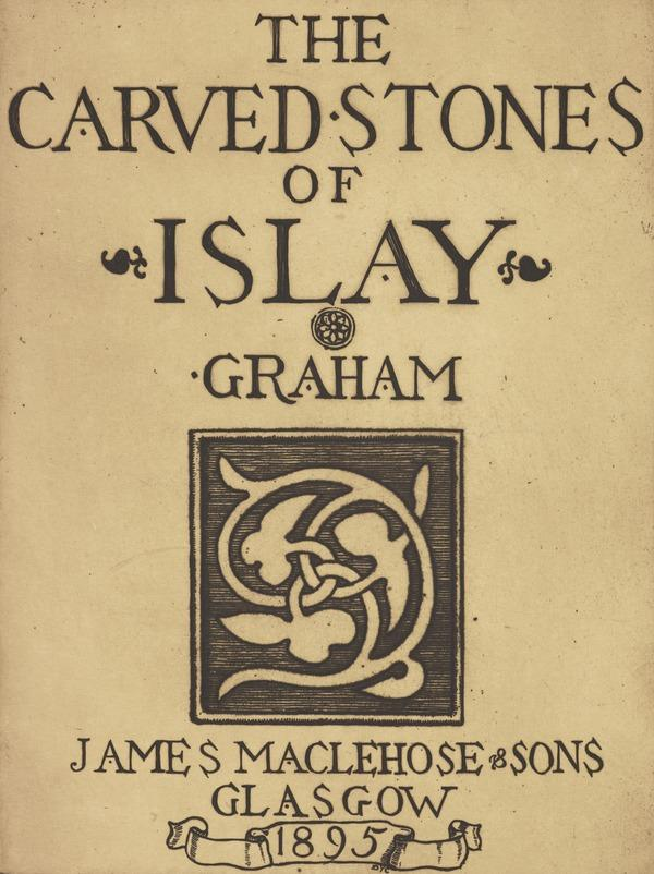 Title Page: 'The Carved Stones of Islay' (1895)