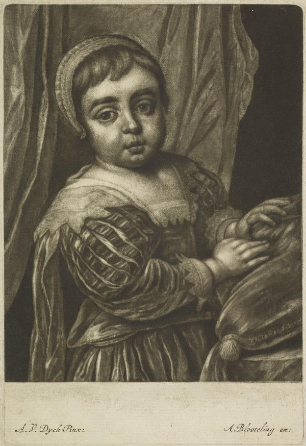 Charles II, 1630 - 1685. King of Scots 1649 - 1685, King of England and Ireland 1660 - 1685 (when Prince of Wales, as a child)