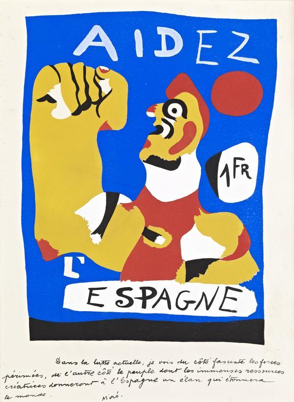 Aidez L'Espagne [Help Spain] (1937)