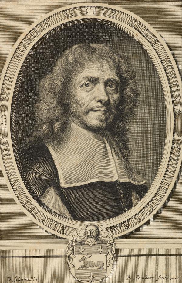 William Davison, fl. 1635 - 1660. Scottish chemist and physician in Paris; surgeon to the King of Poland
