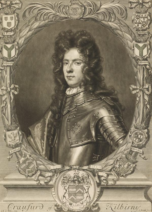 John Crawford, 1st Viscount Garnock, 1669 - 1708 (1695)