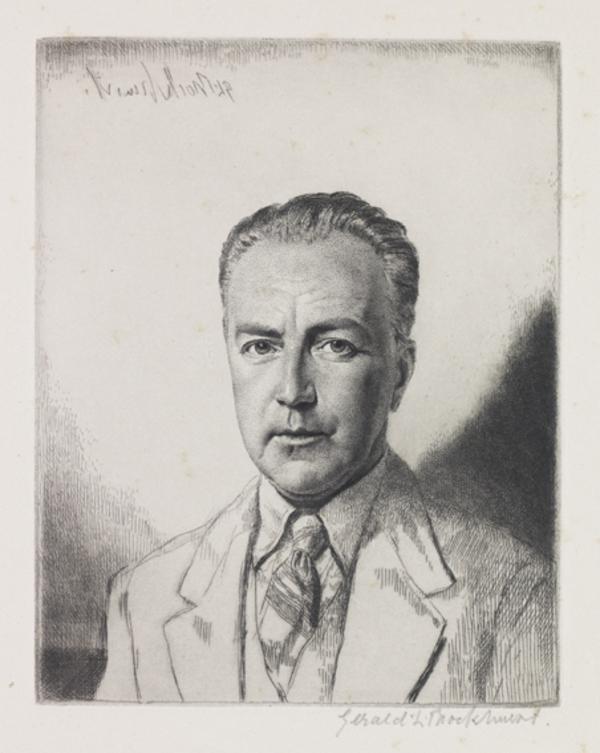 Oliver St John Gogarty (1939)