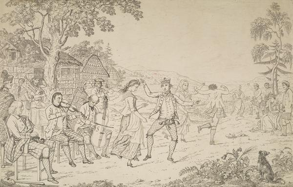 Highland Dance (Published 1783)
