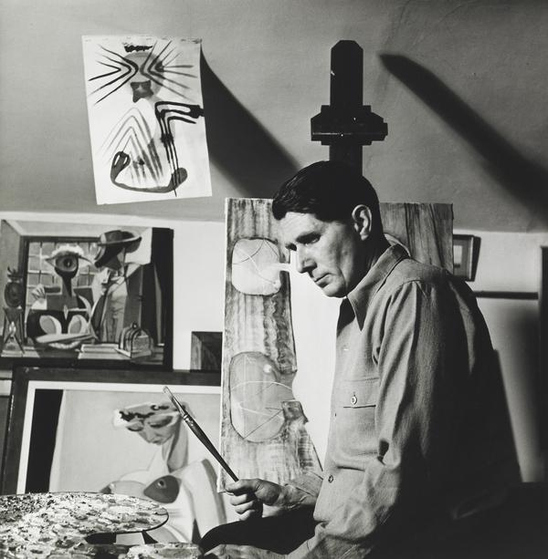 Roland Penrose, London, 1949 (1949)