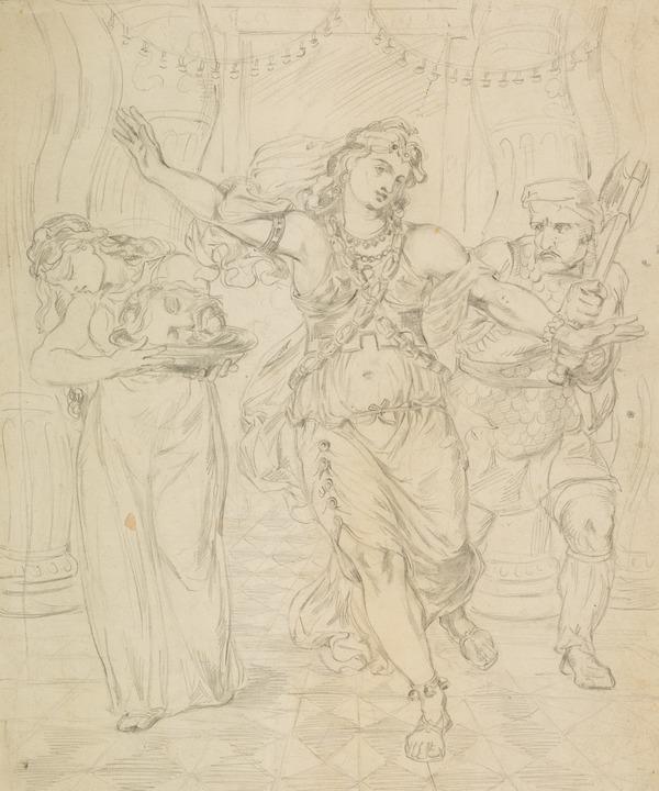 Salome Dancing