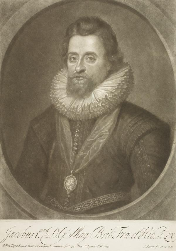 James VI and I, 1566 - 1625. King of Scotland 1567 - 1625. King of England and Ireland