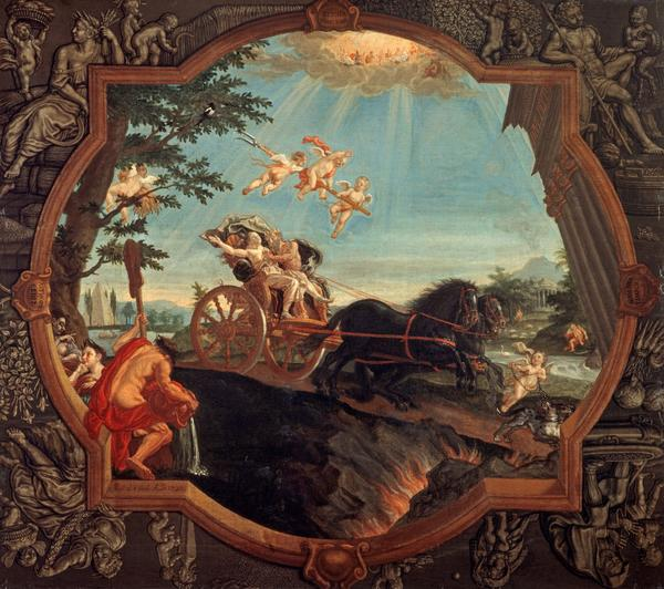 The Rape of Proserpine (Dated 1720)