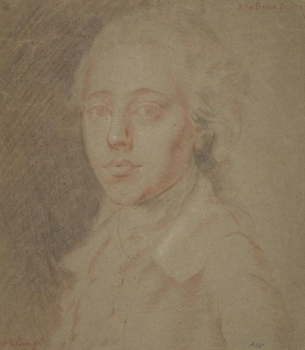John Brown, 1749 - 1787. Artist