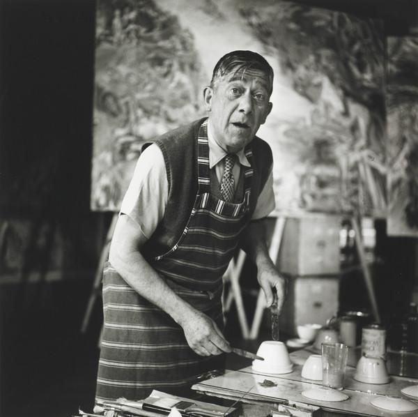 Oskar Kokoschka, London, 1950 (1950)