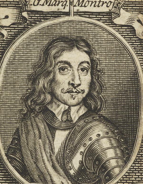 James Graham, 1st Marquess of Montrose, 1612 - 1650. Royalist