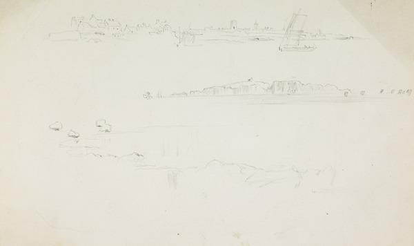 Sketches of Coastal Scenery