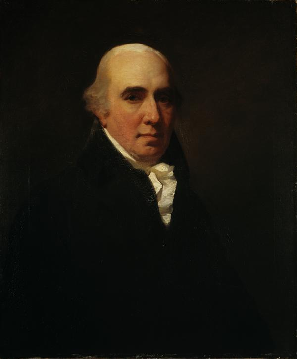 Professor Dugald Stewart, 1753 - 1828. Philosopher (About 1810)