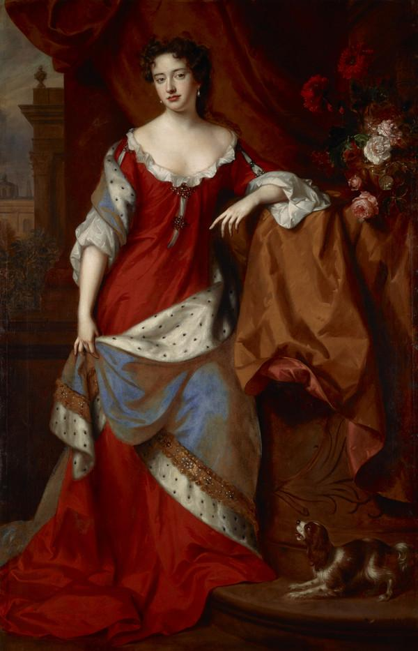 Queen Anne, when Princess of Denmark, 1665 – 1714 (About 1685)