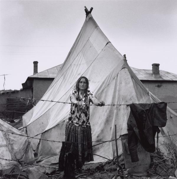 Calderari Gypsy Woman, Sintesti, Romania (1993)