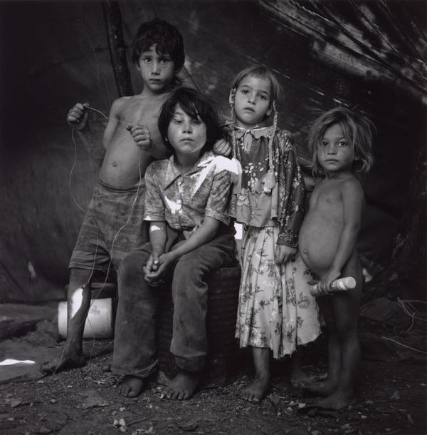 Calderari Gypsy Children (1994)